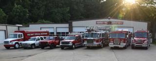 Sheridan Fire Department Apparatus